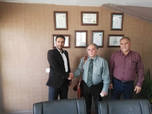 Joint Meeting with Dr.Taregh,, The big Iraqi Trader