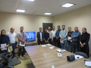 Sales Training Workshop- Qom City