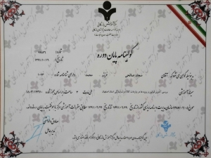 Import Certification from ICC, Iran